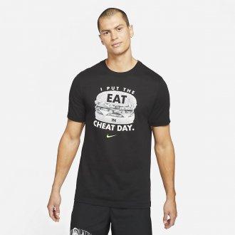 Pánské tričko Nike Cheat day