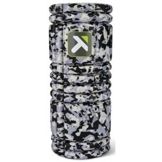 Masážní pěnový válec Foam Roller GRID - camo grey - Trigger Point