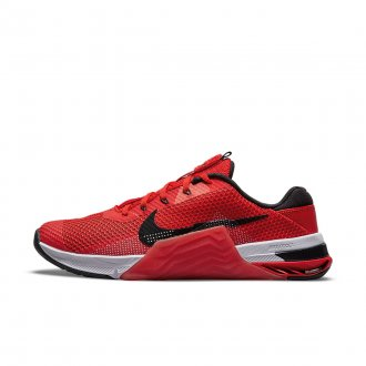 Unisex tréninkové boty Nike Metcon 7 - red