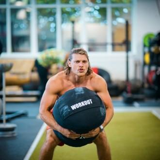 Sandbag Workout 90 kg (200 LB)