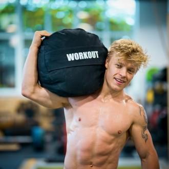 Sandbag Workout 45 kg (100 LB)