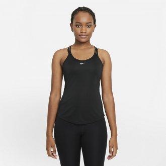 Dámské tílko Nike Dri-FIT elstka - černé