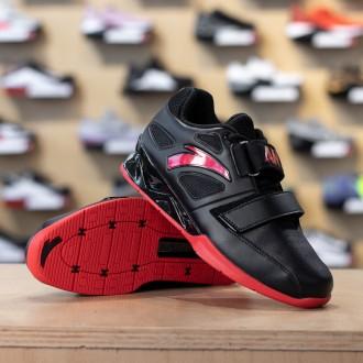 Vzpěračské boty ANTA - černá