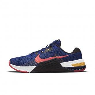 Unisex tréninkové boty Nike Metcon 7 - blue//orange