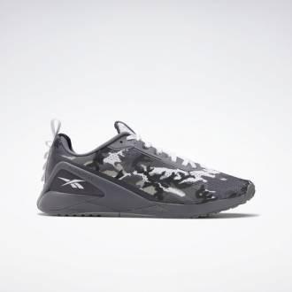 Pánské boty Reebok Nano X1 - camo grey - GZ1095