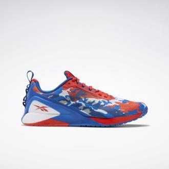 Dámské boty Reebok Nano X1 - red/blue/white - GZ1096