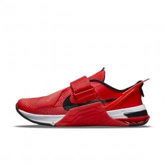 Unisex tréninkové boty Nike Metcon 7 Flyease - červené