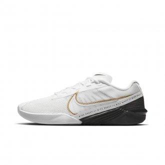 Dámské boty Nike React Metcon Turbo - White/Metallic Gold