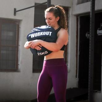 Sandbag Workout 25 kg (55 LB)