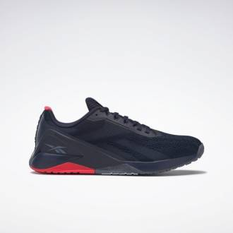Pánské boty Reebok Nano X1 - blue/red