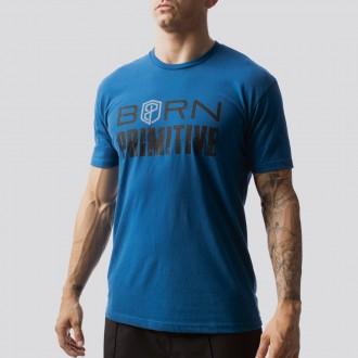 Pánské tričko The Brand Tee (Cool Blue)