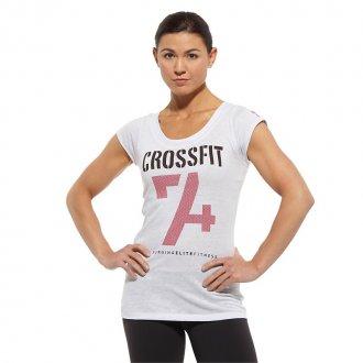Dámské tričko CrossFit CF TRIB S/S P2 Z64965