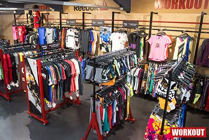 CrossFit store Prague