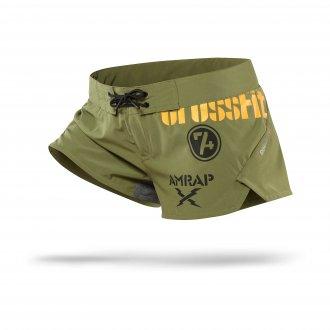Dámské šortky CrossFit Reebok 74 Board Short Z64269