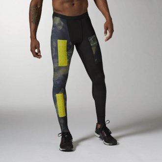 Pánské kompresní legíny Reebok CrossFit COMP TIGHT AI1375