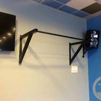 Hrazda na stěnu 1 m- DOPRAVA ZDARMA