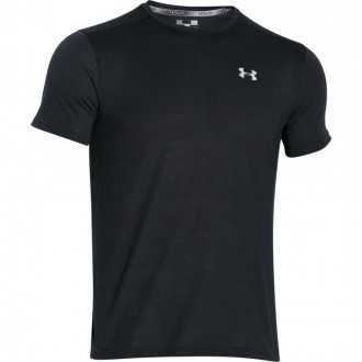 Pánské běžecké tričko Under Armour Streaker černé