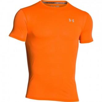 Pánské běžecké triko Under Armour Streaker oranžové