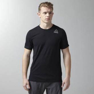 Tričko Workout Ready Stacked Logo Supremium Tee AP4261