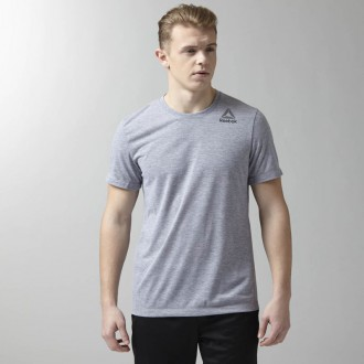 Workout Ready Stacked Logo Supremium Tee AP4259