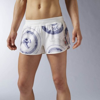 Dámské šortky Reebok CrossFit Ass to Ankle Short Joe King AP9203