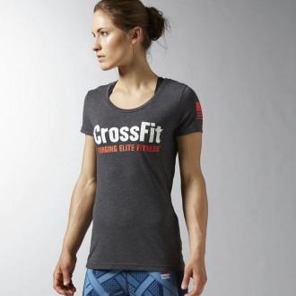 Dámské triko Reebok CrossFit Forging Elite Fitness Tee AP9633