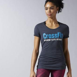 Dámské triko Reebok CrossFit Forging Elite Fitness Tee AY1010