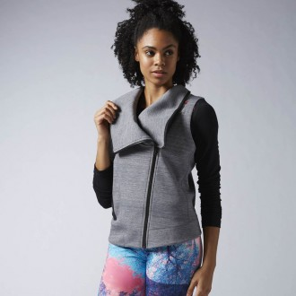 Dámská vesta Reebok Elite Quik Cotton Vest S93727- DOPRAVA ZDARMA