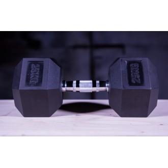 Jednoruční činky 37,5 kg- DOPRAVA ZDARMA