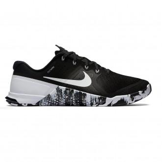 Pánské boty Nike Metcon 2 - Black / White - DOPRAVA ZDARMA