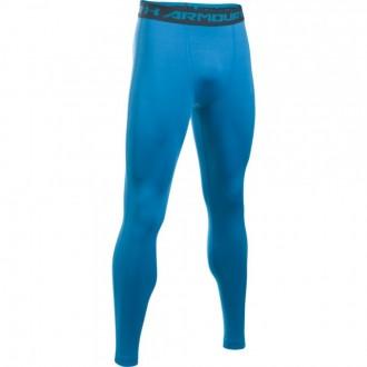 Pánské kompresní kalhoty Under Armour HG modré