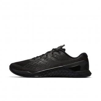 Pánské tréninkové boty Nike Metcon 3 black- DOPRAVA ZDARMA