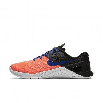 Dámské tréninkové boty Nike Metcon 3 black/red/white- DOPRAVA ZDARMA