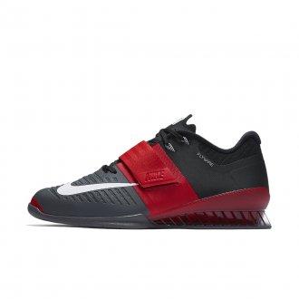 Pánské boty Nike Romaleos 3 red grey- DOPRAVA ZDARMA