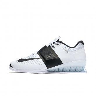 Dámské boty Nike Romaleos 3 white- DOPRAVA ZDARMA