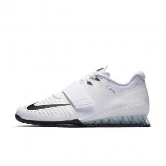 Pánské boty Nike Romaleos 3 WHITE- DOPRAVA ZDARMA