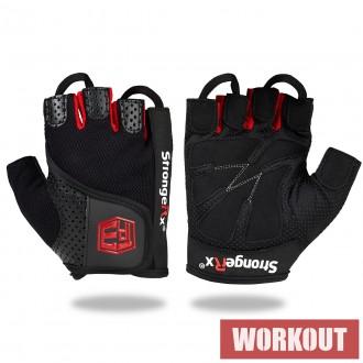 Vzpěračské rukavice StrongerRX